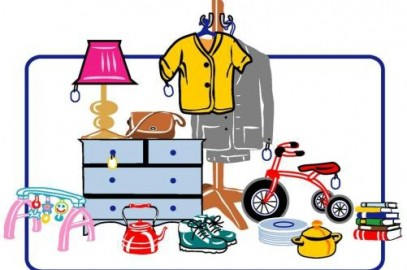 Yard Sale – This Saturday, May 16th, 7am-2pm