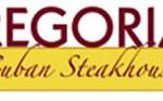 Gregoria's Steakhouse logo