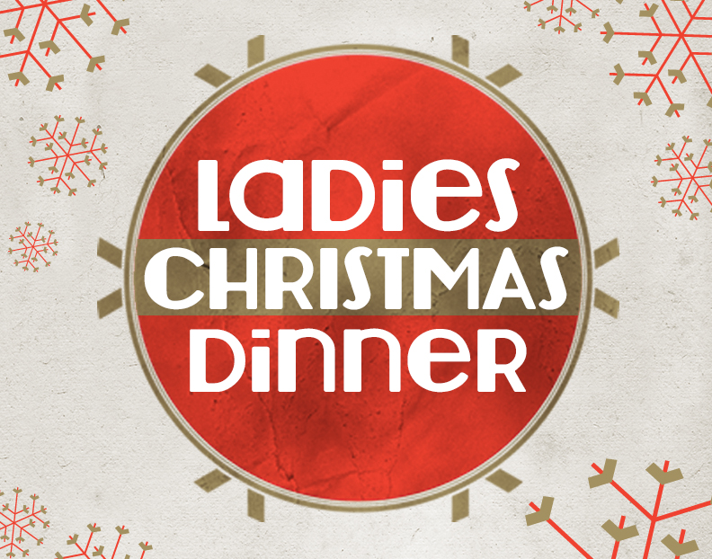 Ladies Christmas Dinner