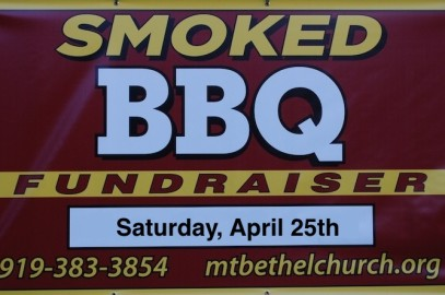 Reminder – BBQ Fundraisers this Saturday, April 25th