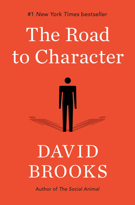 Road to Character book by David Brooks