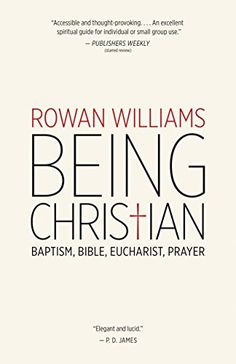 """Book Club – """"Being Christian"""" – Jan 26th:10am and Jan 28th:7pm"""