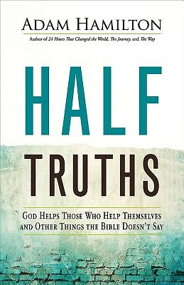 "Book cover for ""Half Truths"""