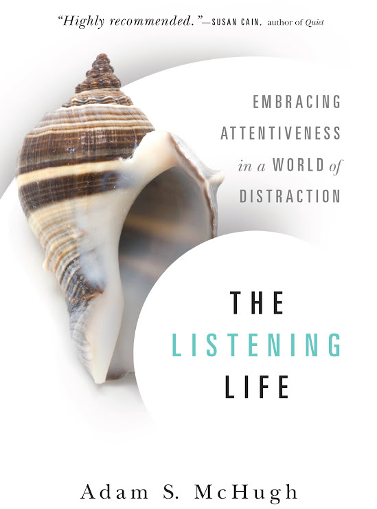 The Listening Life Cover