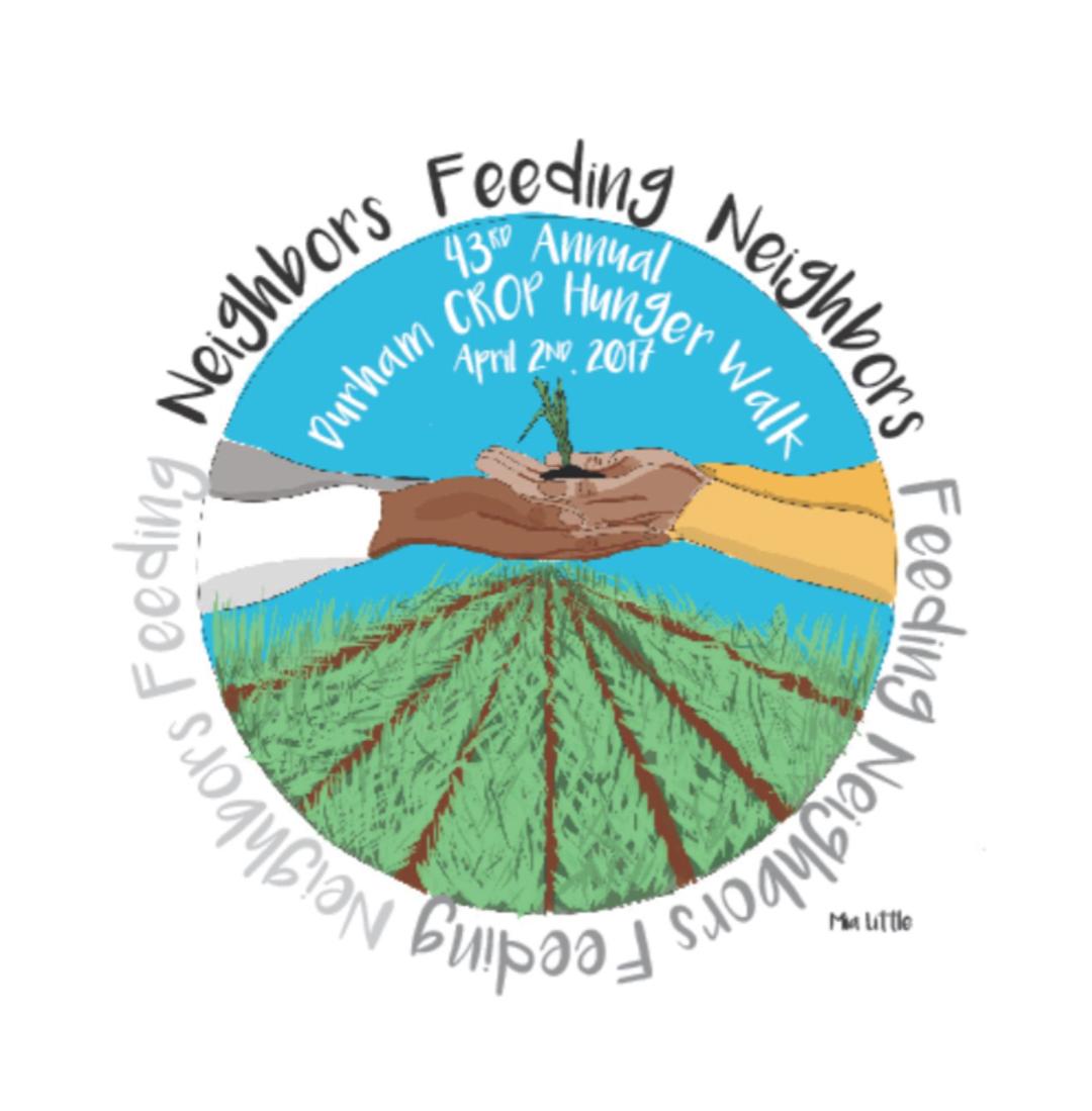 Durham Crop Walk 2017 logo