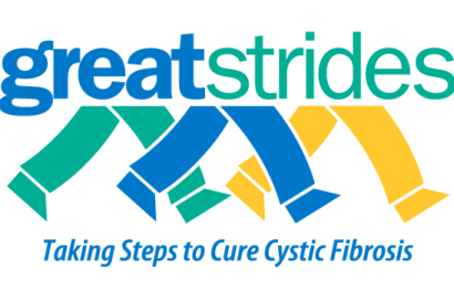 Great Strides walk for Cystic Fibrosis – March 25th