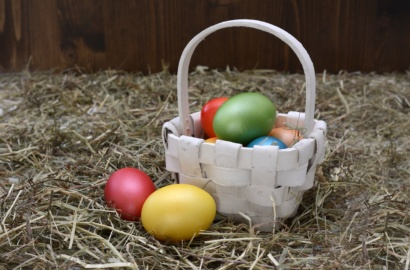 Easter Egg Hunt – Saturday, April 8th, 10am