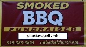 Smoked BBQ Fundraiser
